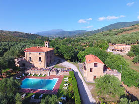 Cilento & Maratea FeWo mit Pool Le Favate - Appartement